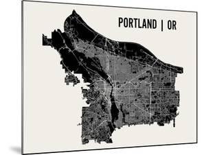 Portland by Mr City Printing