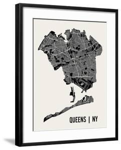 Queens by Mr City Printing