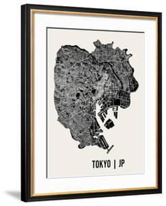 Tokyo by Mr City Printing
