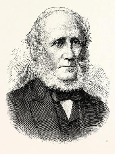 Mr. Duncan Mclaren--Giclee Print