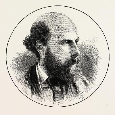 Mr. Edward Jenkins, M.P. for Dundee--Giclee Print