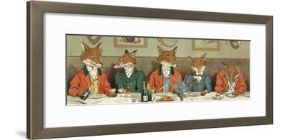 Mr. Fox's Hunt Breakfast