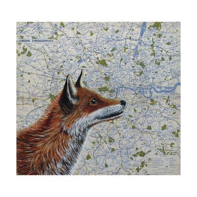 Mr. Fox-Jane Wilson-Giclee Print