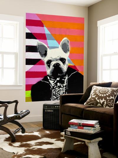 Mr. French-Urban Soule-Wall Mural