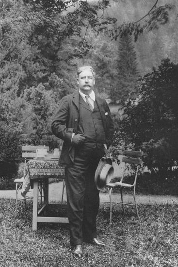 'Mr. George Edwardes', 1911-Unknown-Giclee Print