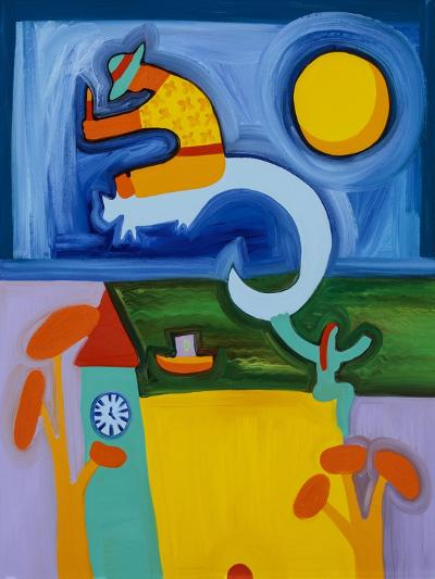 Mr.Guy Fox on his Memorable Day,1997-Cristina Rodriguez-Giclee Print