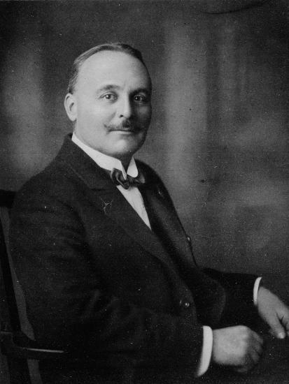 'Mr. Harold W. Bromhead', c1917, (1917)-Unknown-Photographic Print