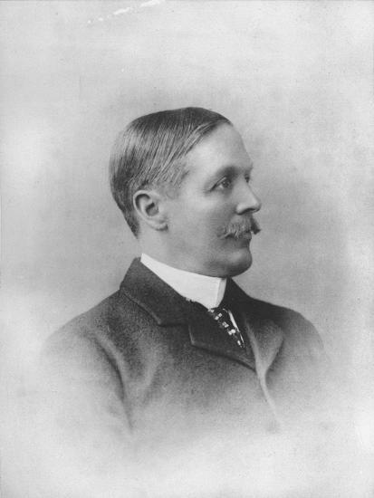 'Mr. J. J. Bell Irving', 1911-Unknown-Giclee Print