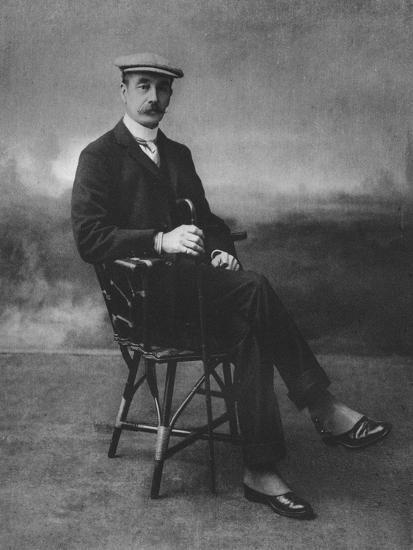 'Mr. J. Reid Walker', 1911-Unknown-Giclee Print