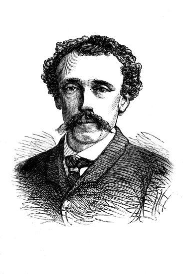 'Mr. J. W. W. Birch', c1880-Unknown-Giclee Print