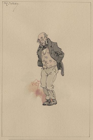 Mr Jellaby, C.1920s-Joseph Clayton Clarke-Giclee Print