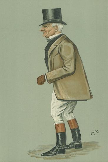 Mr John Earle Welby-Cuthbert Bradley-Giclee Print
