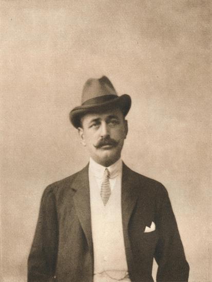 'Mr. L. Newmann', 1911-Unknown-Giclee Print