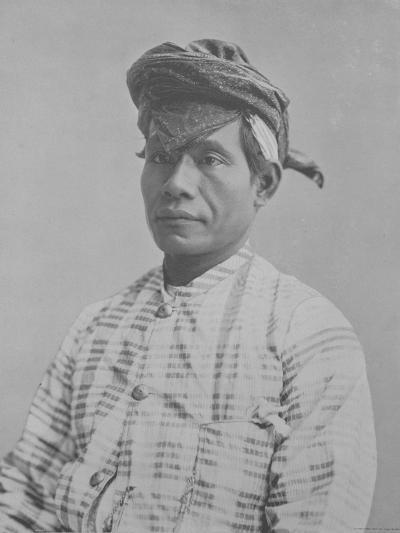 Mr. Mandooer--Photographic Print