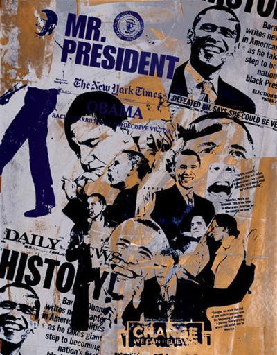 Mr. President-Bobby Hill-Art Print