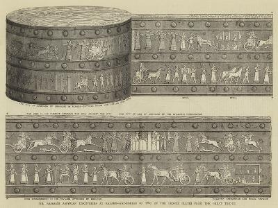 Mr Rassam's Assyrian Discoveries at Kalakh--Giclee Print