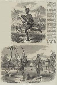 Mr S W Baker's Explorations in Central Africa
