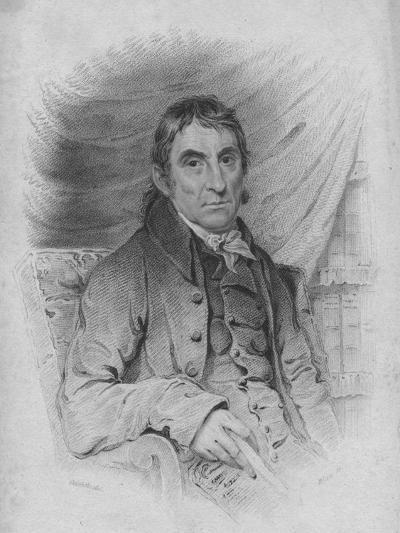 Mr Samuel Drew, 1819-Robert Hicks-Giclee Print
