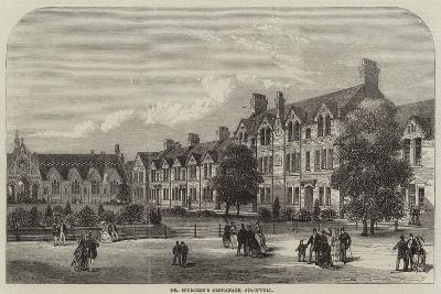 Mr Spurgeon's Orphanage, Stockwell--Giclee Print