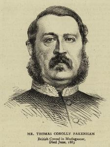 Mr Thomas Conolly Pakenham