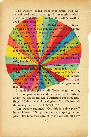 Mr. Twistletree-Jaime Derringer-Giclee Print