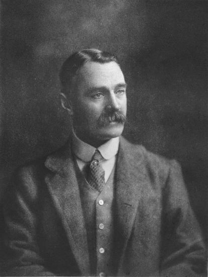 'Mr W Brodrick-Cloete', 1911-Unknown-Giclee Print