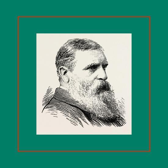 Mr. William Boutcher Kensington, London, UK, Britain, United Kingdom, U.K., Great Britain--Giclee Print