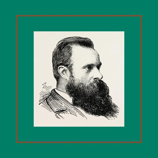 Mr. William Shepherd Bermondsey, London, UK, Britain, United Kingdom, U.K., Great Britain--Giclee Print