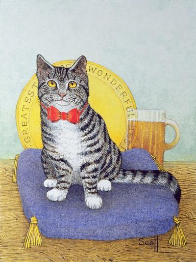 Mr Wonderful-Pat Scott-Giclee Print