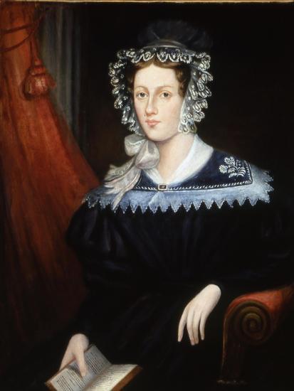 Mrs Ann Jane Carlisle, C.1828-32--Giclee Print