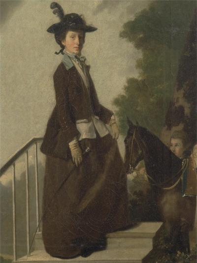 Mrs. Edward Bridgeman-Henry Walton-Giclee Print
