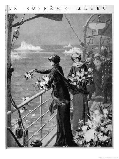 Mrs Henrietta Loring- Rousseau-decelle-Giclee Print