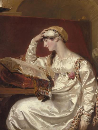 Mrs. Jens Wolff, 1803-15-Thomas Lawrence-Giclee Print