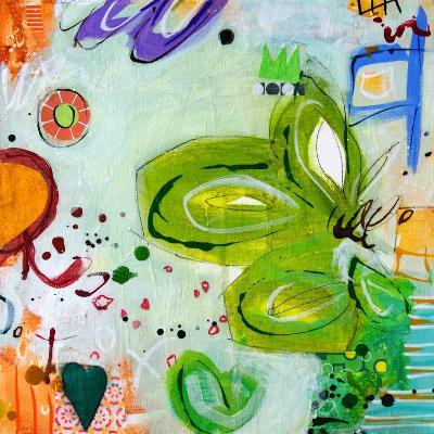 Ms. Alice & Peep's Long Story No.10-Gina Cochran-Art Print
