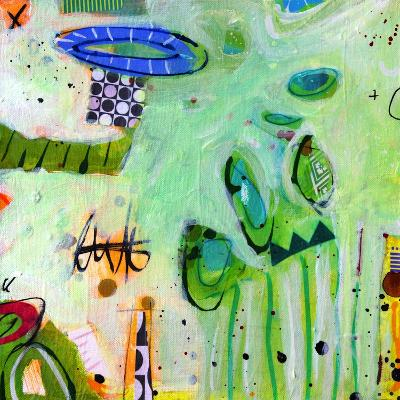 Ms. Alice & Peep's Long Story No.9-Gina Cochran-Art Print