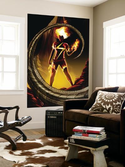Ms. Marvel No.24 Cover: Ms. Marvel-Greg Horn-Wall Mural