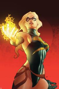 Ms. Marvel No.31 Cover: Ms. Marvel