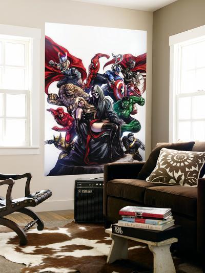 Ms. Marvel No.50 Cover: Ms. Marvel-Sana Takeda-Wall Mural