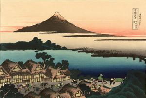 Mt. Fuji and Japanese Village