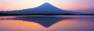 Mt Fuji Shizuoka Japan--Photographic Print
