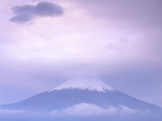 Mt. Fuji, Yamanaka Lake, Japan-Rob Tilley-Photographic Print