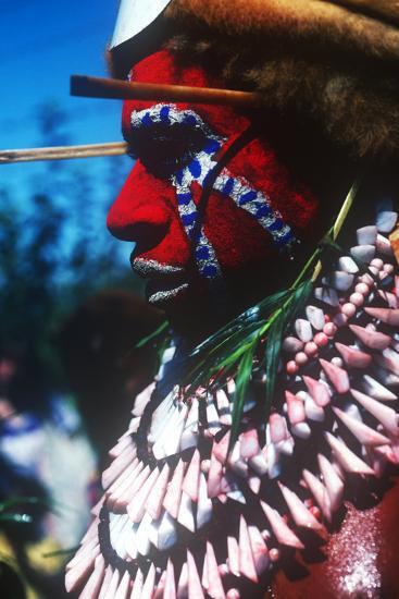 Mt. Hagen Highland Show, Goroka, Papua New Guinea--Photographic Print