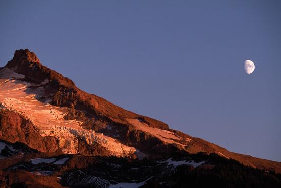 Mt. Hood XIV-Ike Leahy-Photographic Print