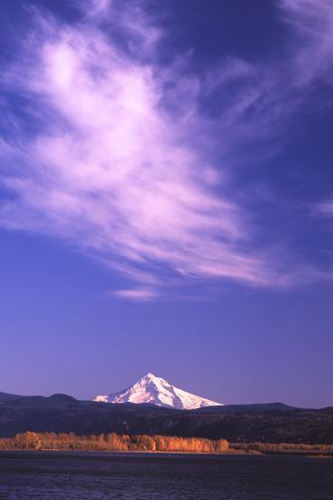 Mt. Hood XVIII-Ike Leahy-Photographic Print