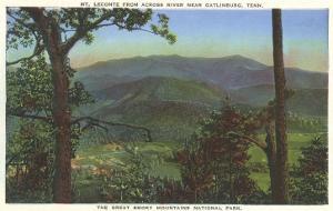 Mt. Lecone, Gatlinburg, Tennessee
