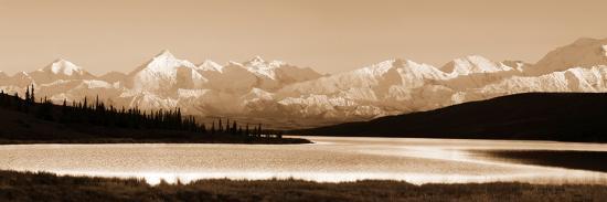 Mt McKinley, Denali-Howard Ruby-Photographic Print