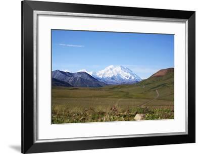 Mt. Mckinley-blackmarigolds-Framed Photographic Print