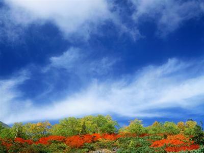 Mt. Norikura--Photographic Print