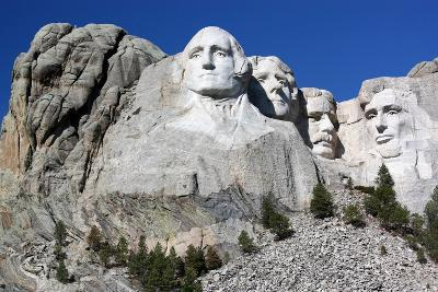 Mt. Rushmore I-Tammy Putman-Photographic Print