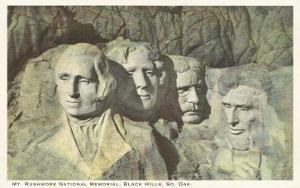 Mt.Rushmore, South Dakota